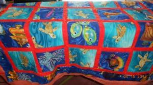 Ripepi baby quilt