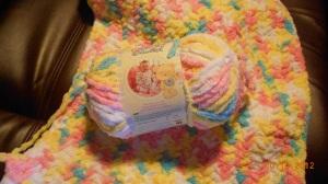 Soft chenille yarn