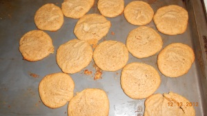 Miracle Peanut Butter Cookies
