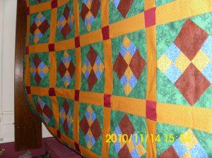 harvest blast quilt 2010 003