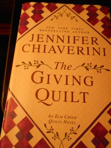 The Giving Quilt novel