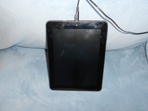 Android tablet charging