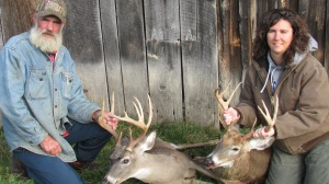 Father - Daughter hunt 2013
