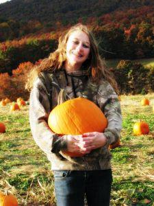 Victorias pumpkin