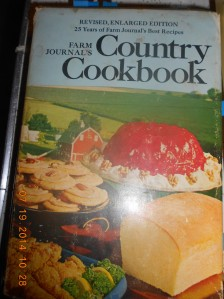 Recipes from early 1900's.