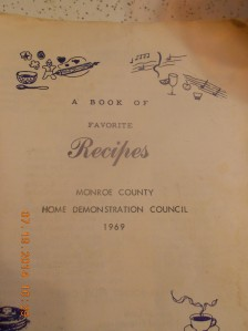 This cookbook was my Mom's and bought when I was very young.  I still use lots of the recipes.
