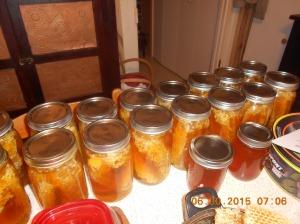 Jars full of sweet decadence!!