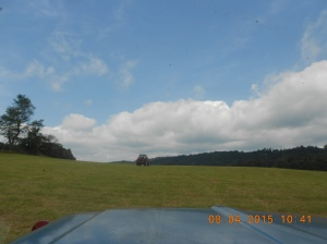 Moving haybales 5th day 2015 (15)