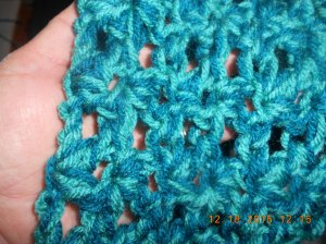 Infinity scarf for Norfolk friends