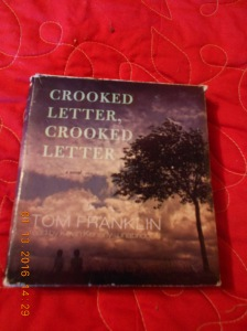 Crooked Letter, Crooked Letter by Tom Franklin