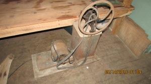 Antique churn