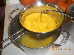 I love this sieve and it works great for all vegies and fruits.