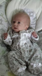 Declan is growing!!  He is our second grandchild and only grandson!