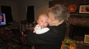Final goodbye from Nana!