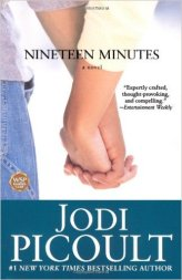 Nineteen Minutes by Jodi Picoult reminds me of all of the horrid school shootings of the last few years.